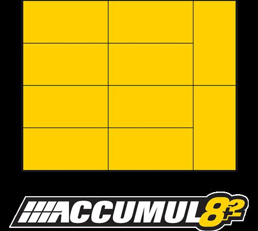 Accumul8 10 Bale Configuration