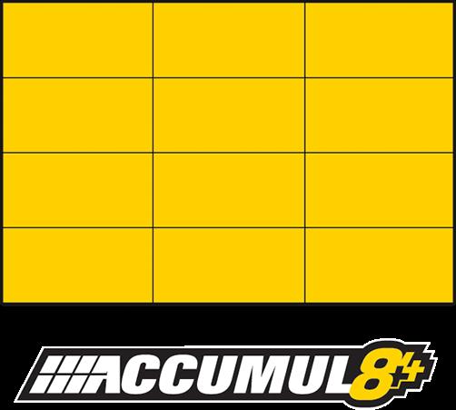 Accumul8 12 Bale Configuration