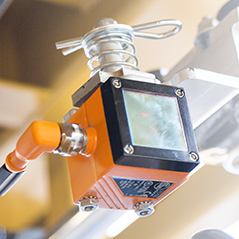 Laser Guidance System