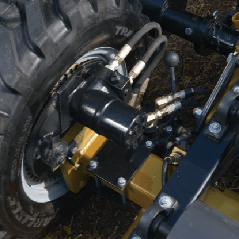 Dual Hydraulic Power Drive Feature Image